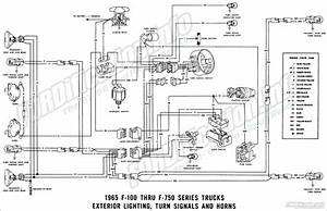 U0026 39 65 Horn Circuit Diagram