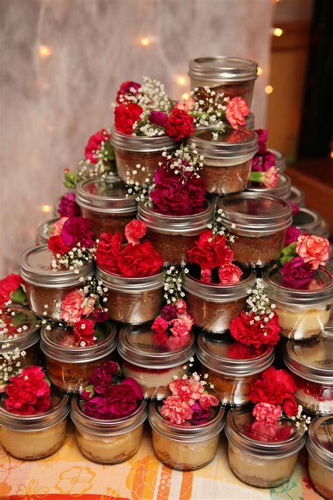 mason jar wedding cake    amaze  mason jar meals pie dessert