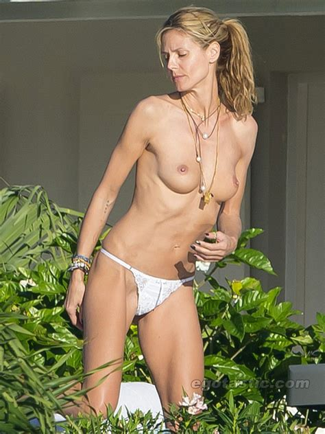 Heidi Klum Leaked Sexy Pictures Sex Tapes Leaked Celebs The Fappening