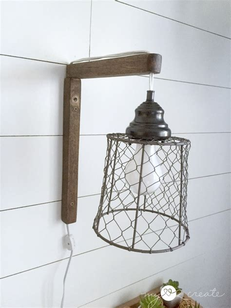 diy in sconces from pendant lights my 2 create