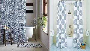 Home Bathroom Shower Curtain Decorating Ideas Bathroom