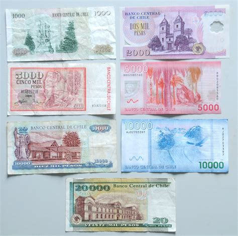 Chilean Money And Avoiding Fraud In Chile Santiago
