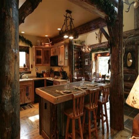 House Decor Ideas, Western Home Decorating Ideas Cowboy