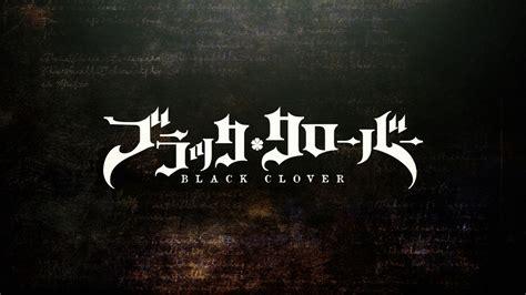 black clover desktop  wallpapers wallpaper cave