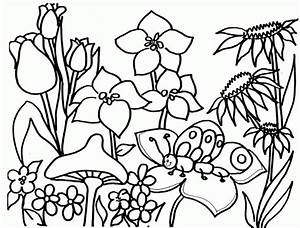 Pin Fruehling Malvorlage On Pinterest