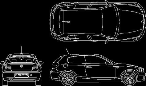Bmw Car Dwg Block For Autocad • Designs Cad