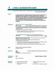 sample resume registered nurse no experience 100 With sample resume for registered nurse with no experience