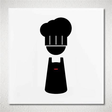 pictogramme cuisine pictogramme cuistot plexiglas votre picto cuisine en plexi blanc creativ 39 sign