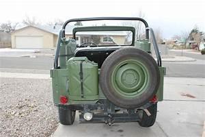 1951 Willys Cj3a Na Prodej