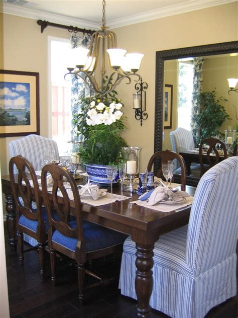Window Living Room by Coastal Inspired Dining Room Traditional Dining Room