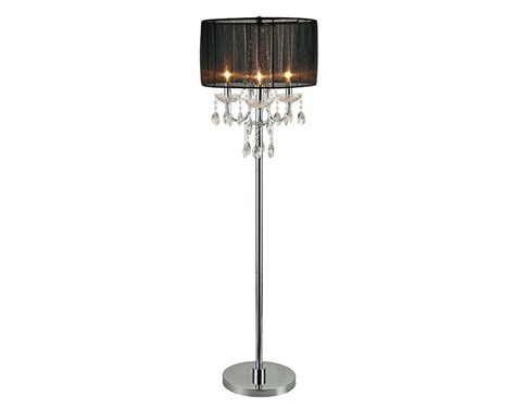 silver floor l base add glamor to your home with floor l chandelier warisan