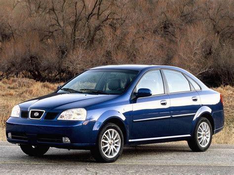 Suzuki Forenza Review by Suzuki Forenza News Reviews Specifications