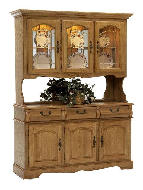 intercon classic oak  china hutch    doors