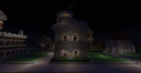 town house    plot minecraft map