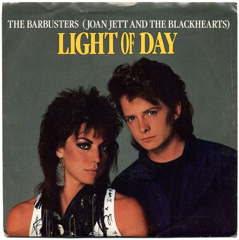 light for the day light of day barbusters joan jett and the blackhearts
