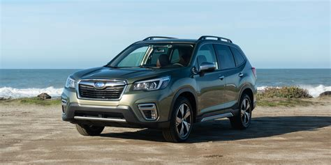 subaru forester review smart camera tech watches