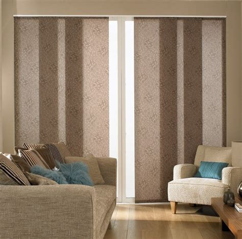sliding panel blinds 2017 grasscloth wallpaper