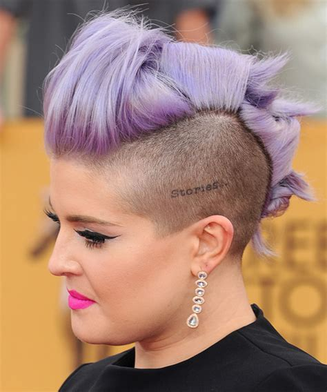 kelly osbourne hairstyles hair cuts  colors