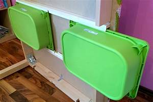 Ikea Hacks Kinder : ikea hack unser diy basteltisch f r kinder crafts table for children projekte diy ~ One.caynefoto.club Haus und Dekorationen