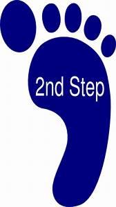 Second, Step, Clip, Art, At, Clker, Com