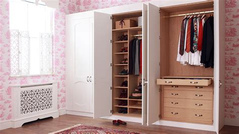 Made To Measure Wardrobes by Wardrobes Made To Measure With Painted Or Veneer Finishes