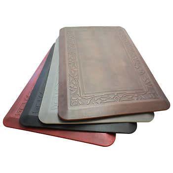 puerelux anti fatigue comfort kitchen mat