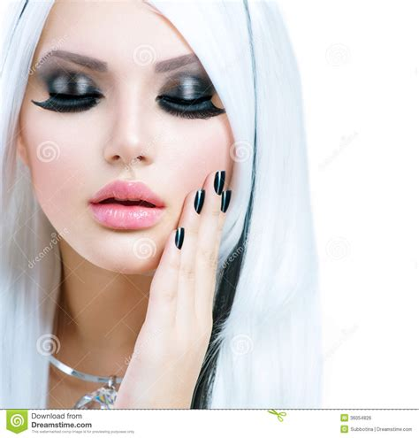 beauty fashion girl royalty free stock image image 36054826