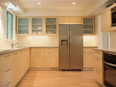 bamboo kitchen cabinets  strong durable  eco