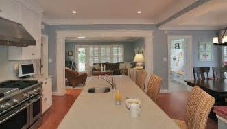 Archway trim ideas dining room traditional with wood