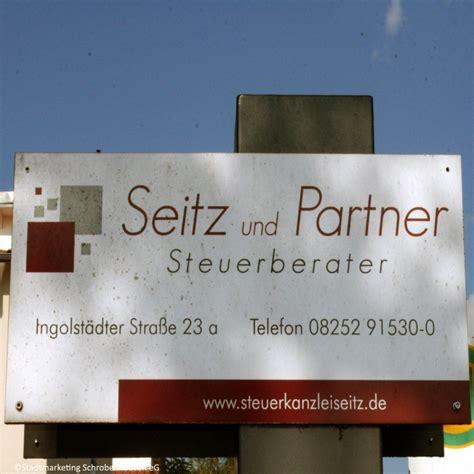 seitz und partner seitz und partner steuerberater in schrobenhausen