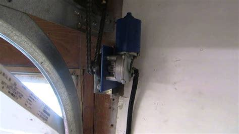 marantec martin broten harrison custom garage door opener side mount jackshaft zap youtube