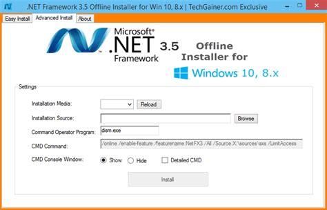Como Instalar Net Framework 3.5 No Windows 10 [ Offline