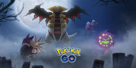 pokemon  halloween event adds legendary pokemon giratina