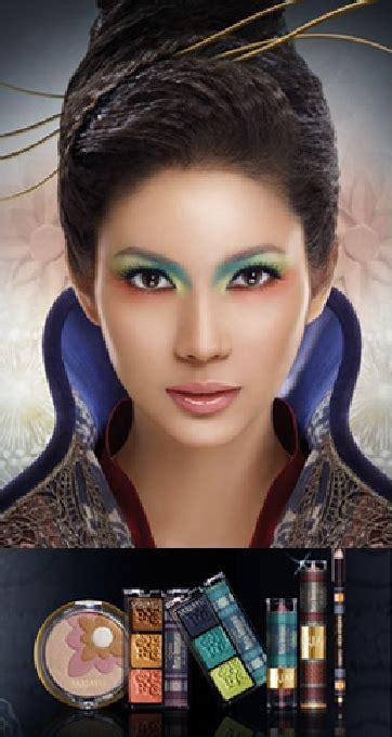 etnik nusa tenggara jadi inspirasi tren make up sariayu