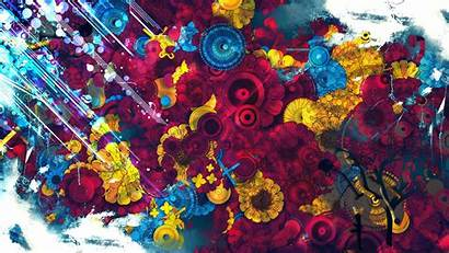 Designs Wallpapers Colorful Background Vector Colors Abstract