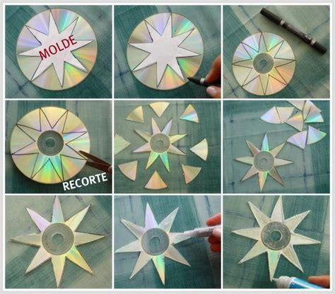 craft for christmas using old cds 1000 ideas about recycled cd crafts on cd crafts cds and cd diy