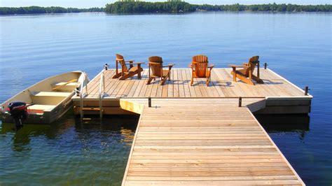 Floating Boat Dock Pics by Floating Vs Stationary Docks Dock Hardware
