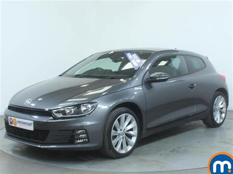vw scirocco cars  sale  hand