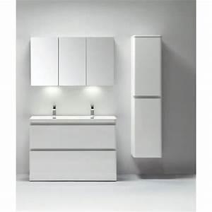 Meuble Salle De Bain A Poser : meuble de salle de bain poser ~ Teatrodelosmanantiales.com Idées de Décoration