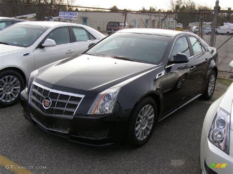 Cadillac Cts4 by 2011 Black Metallic Cadillac Cts 4 3 0 Awd Sedan