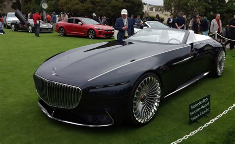 convertible mercedes mercedes maybach unveils super swanky 750 hp electric