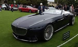 Mercedes 6 6 : mercedes maybach unveils super swanky 750 hp electric convertible news ~ Medecine-chirurgie-esthetiques.com Avis de Voitures