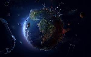 Planet Earth | Free Desktop Wallpapers for Widescreen, HD ...