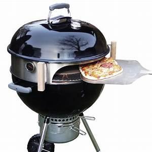 Four A Pizza Weber : pizzaring f r kugelgrills von moesta grillarena ~ Nature-et-papiers.com Idées de Décoration