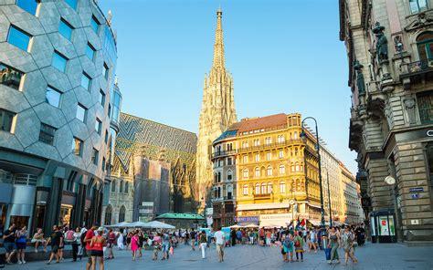 vienna romantic weather cities historical austria travel names stephansplatz abroad pats ex move survey discoverymundo sonnet sylvain places want travelandleisure