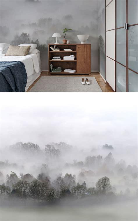 Moderne Tapeten Fürs Schlafzimmer by Morning Fog In 2019 Tapeten F 252 R S Schlafzimmer