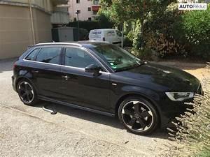 Audi A3 S Line 2016 : achat audi a3 sportback s tronic s line 2016 d 39 occasion pas cher 26 500 ~ Medecine-chirurgie-esthetiques.com Avis de Voitures