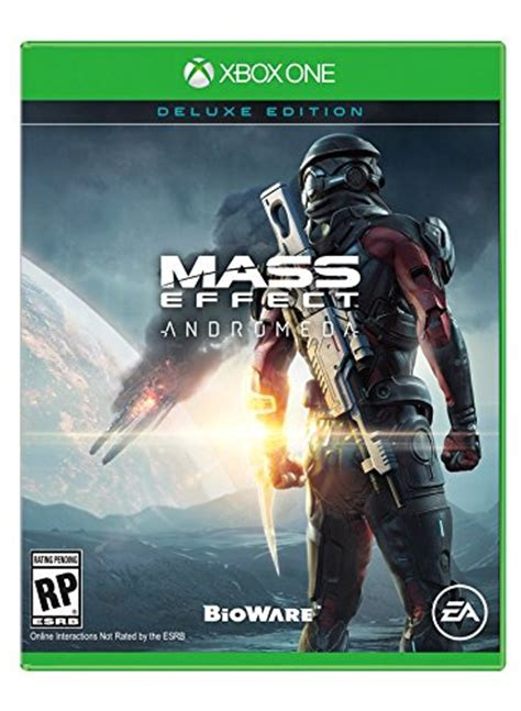 Mass Effect Andromeda Deluxe Xbox One Import It All