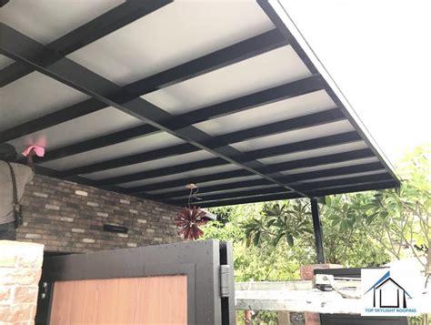 aluminium composite panel top skylight roofing selangor malaysia
