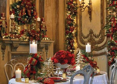 frontgate christmas pinterest